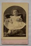 Cabinet photograph [Muriel Kerr Taylor?]; 19th century; XAH.GH.1.20