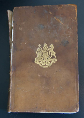 Book, 'The Natural History of the Feline'; Sir William Jardine; 1832; XAH.GH.122