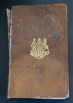 Book, 'The Natural History of the Feline'; Sir William Jardine, Stirling and Kenney, W H Lizars; 1832; XAH.GH.122