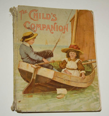Book, 'The Child's Companion, and Juvenile Instructor'; XAH.L.177