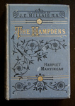 Book, 'The Hampdens'; Harriet Martineau (1802-1876), John Everett Millais (1829-1896); XAH.C.797