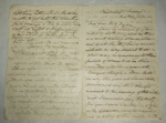 Letter [Charles Taylor to Mrs Taylor]; Charles Taylor (1826-1897); 20 Aug 1890; XAH.A.80