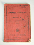 Book, 'The Zealandia Geography'; James Horsburgh; XAH.C.900