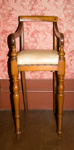 High Chair; Alberton; 19th century; XAH.70.1