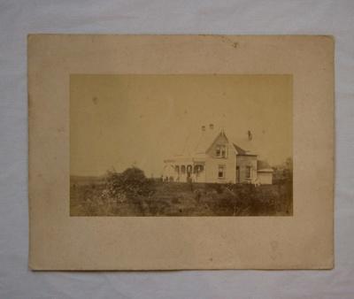 Photograph, Untitled [Alberton]; Circa 1862-1875; XAH.GH.12