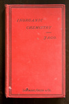 Book, 'Inorganic Chemistry; William Jago; 1886; XAH.C.813