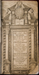 Bible; John Bill, Christopher Barker; 1668; XHC.62