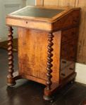 Davenport desk; 19th Century; XHC.18