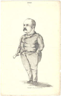 Pamphlet; Circa 1890s; XHC.265