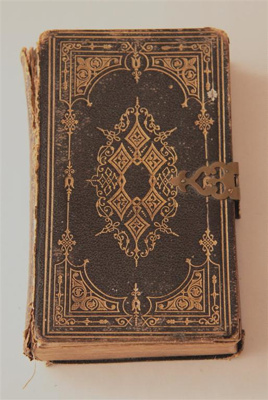 Book, 'Book of Common Prayer'; Thomas Nelson and Sons (Scottish, estab. 1798); 1863; XHC.53
