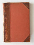 Book, 'The Eruption of Tarawera'; S Percy Smith (1840-1922), George Didsbury; 1886; XHC.217