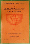 Book, 'A Child's Garden of Verses'; Robert Louis Stevenson (1850-1894); XCH.1649