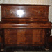 Upright piano; John Brinsmead & Sons Ltd. (estab. 1836, closed 1920); c. 1880; XCH.198