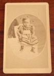Photograph [Edith Clendon]; XCH.1055