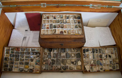 Mineral and rock collection; James Tennant; Circa 1877; XTS.3855.1
