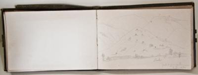Memorandum book; Dr Henry Weekes (Circa 1804-1894); 1856-1877; XTS.130.1