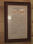 Document, 'Thames School of Mines Rules and Regulations'; Albert Bruce; XTS.3399