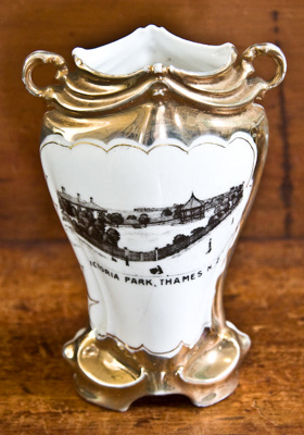 Vase; Circa 1904; XTS.2335