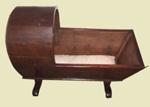 Cradle, c.1870, 2005.0489