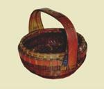 Basket, c.1870s, 2007.0045