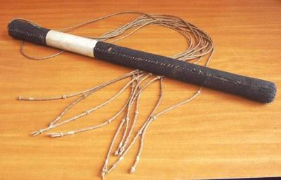 Cat-o-nine-tails, c.1900, 2003.1042