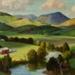 Landscape, Weeks, John, c. 1940, 2002.5.1
