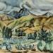 Nelson Landscape, Lusk, Doris, 1965, 1977.1.2