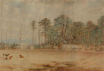 Worksop Farm, Barraud, Charles Decimus, c. 1860s, 1993.1.1