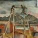 Mapua Wharf, Nelson, McCahon, Colin, 1996.2.1.b
