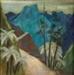 Coromandel Landscape, Knight, Gwen, 1993.1.6