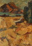 Landscape, Woollaston, Toss, 2004.1.1