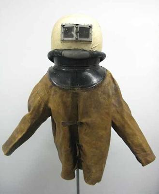 Suit, Sand Blasting; 1994.3724.690