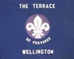 Flag, Terrace Sea Scouts; 2009.5277.10