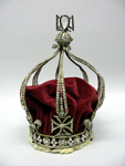 Regalia, Queen Mary's Crown; 2004.4903.35