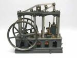 Model, Engine; Edward Blechynden; 1979.1163.7