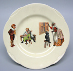 Plate; 1998.4430.43
