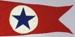Flag, House, Blue Star Line; 2009.5277.4