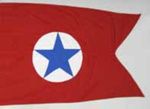 Flag, Blue Star Line; 2009.5277.2
