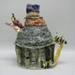 Teapot, Beehive, Mr Rapson, Robert 20 Koromiko Street Otaki Beach Otaki Wellington  06 364 5641, 2005, 2005.4997.1