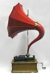 Gramophone; Edison; 1997.4409.3
