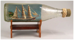 Ship Model in Bottle, Woolahra; 2004.4916.1