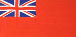 Flag, Red ensign ; 2009.5277.1