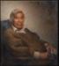 Painting, 'Portrait of Hone Tuwhare'; Richardson, Simon; 10.2004; NZC.05.001