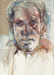 Painting, 'Self Portrait'; Hurley, Donogh; 1970; ESC.92.001