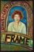 Painting, 'Janet Frame'; Brown, Nigel; 1992; NZC.07.001