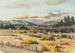Painting, 'Gore from Charlton'; Whitty, Norman; 1940-1970; ESC.85.004