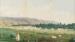 Painting, 'Tapanui'; Green, Samuel Edwy; 1870; ESC.14.152
