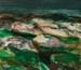 Painting, 'River & Rocks'; Cooke, Barrie; 1998-1999; ESC.00.001