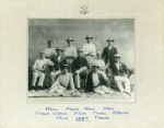 1897 WCS Cricket First XI; Tesla Studios