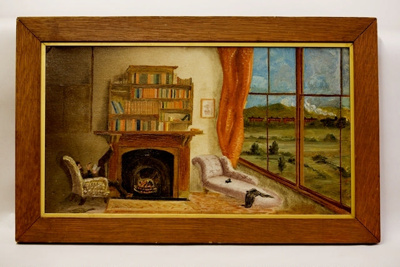 Lazy Sunday Afternoon by F G Shields Art master 18...